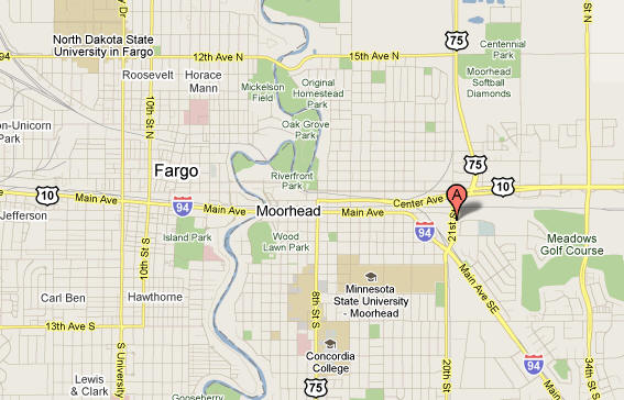 Superfrog_Fargo_Moorhead_Map